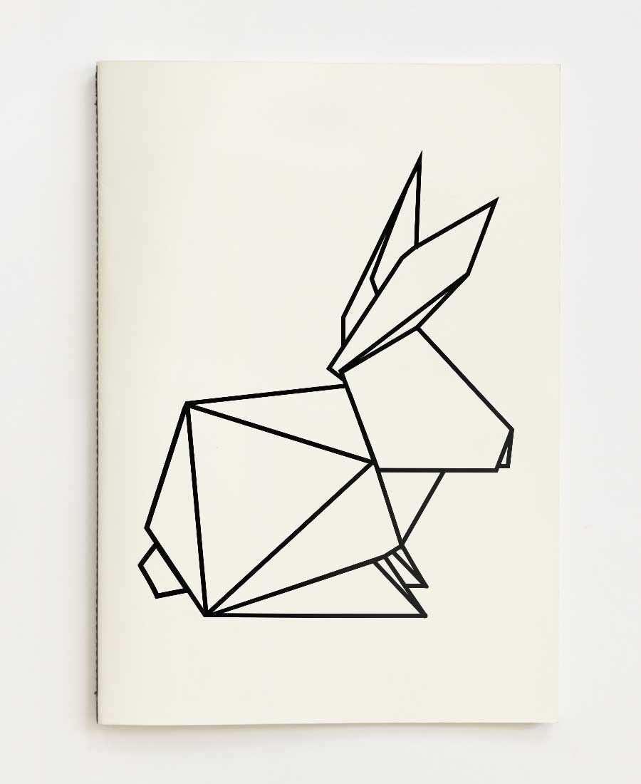 Geometrischer Hase Von Eulenschnitt Geometrisch Geometrische Zeichnung Geometrisches Tier