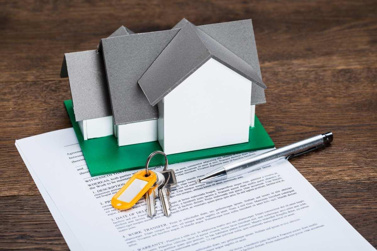 Muster Hausverwaltervertrag Einfach Abschliessen