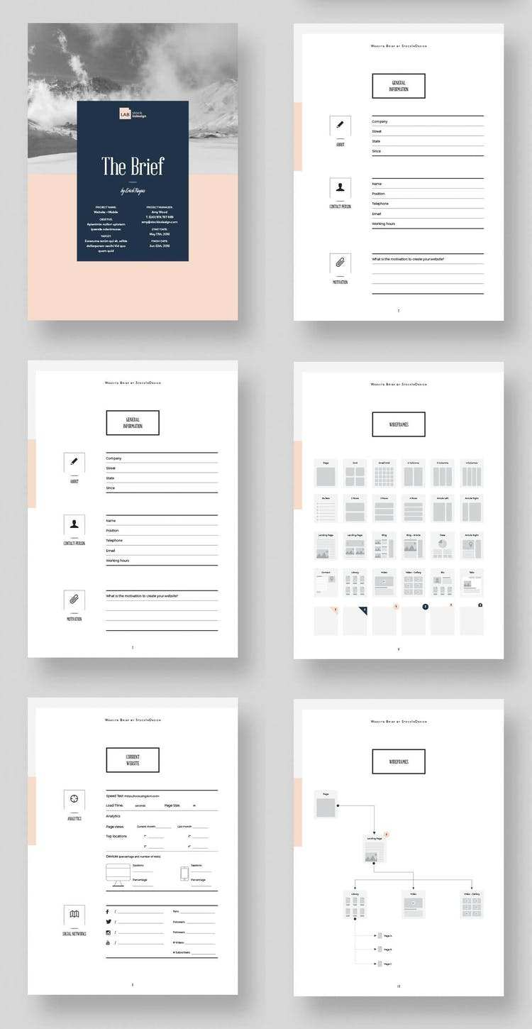 75 Fresh Indesign Templates And Where To Find More Redokun