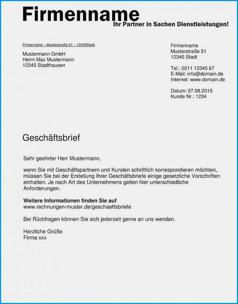 Brief Schreiben Aufbau Formal Briefe Schreiben Brief Offizieller Brief