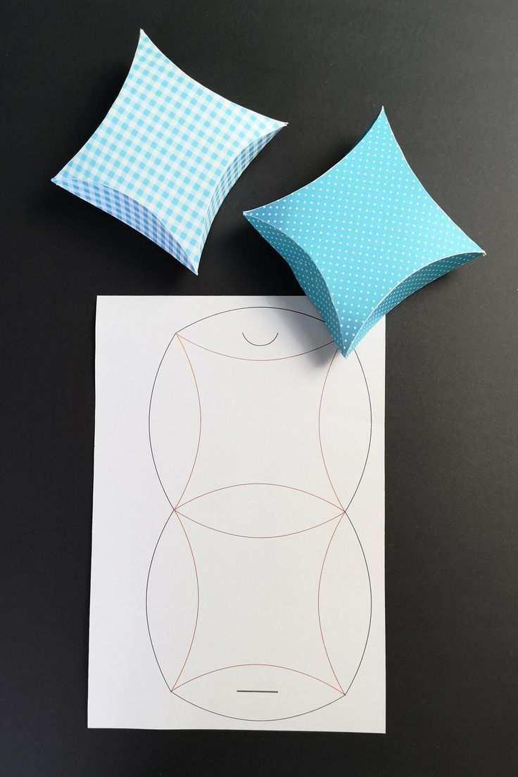 Geschenkverpackung In Sternform Basteln Plotterfreebie Pillow Box Kissenschachtel Geschenkschachtel Basteln Geschenkbox Basteln Anleitung