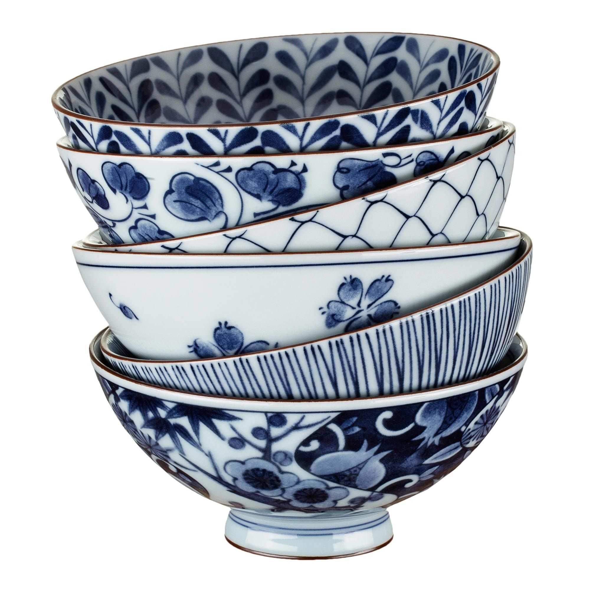 Von Unseren Partnern In Japan Aus 100 Keramik Gefertigt Begeistert Unser Schalen Set Onuma Im Japanischen Design Im Abwec Urbanara Japanische Muster Keramik