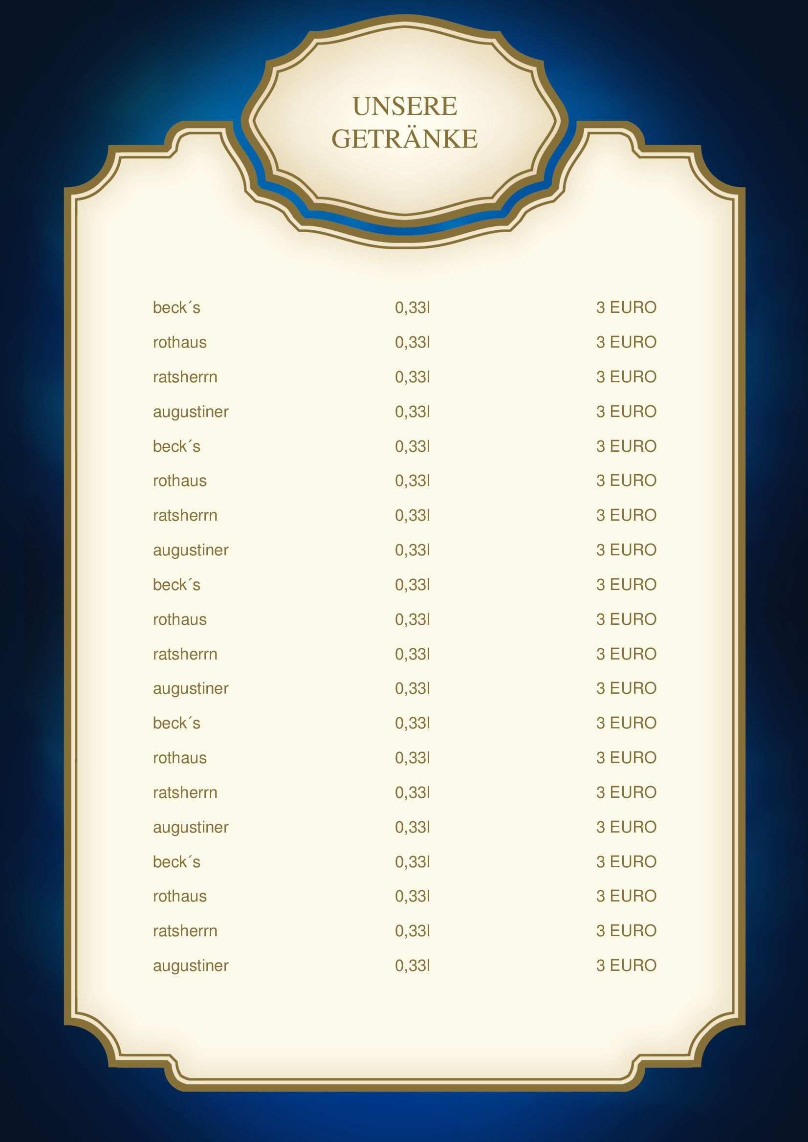 Das Ist Die Passende Vorlagen Fur Ihre Weinbar Ihr Gehobenes Restaurant Oder Ihre Hotelbar Alle Texte Lassen Sich Kinde Getranke Karte Weinkarte Speisekarte