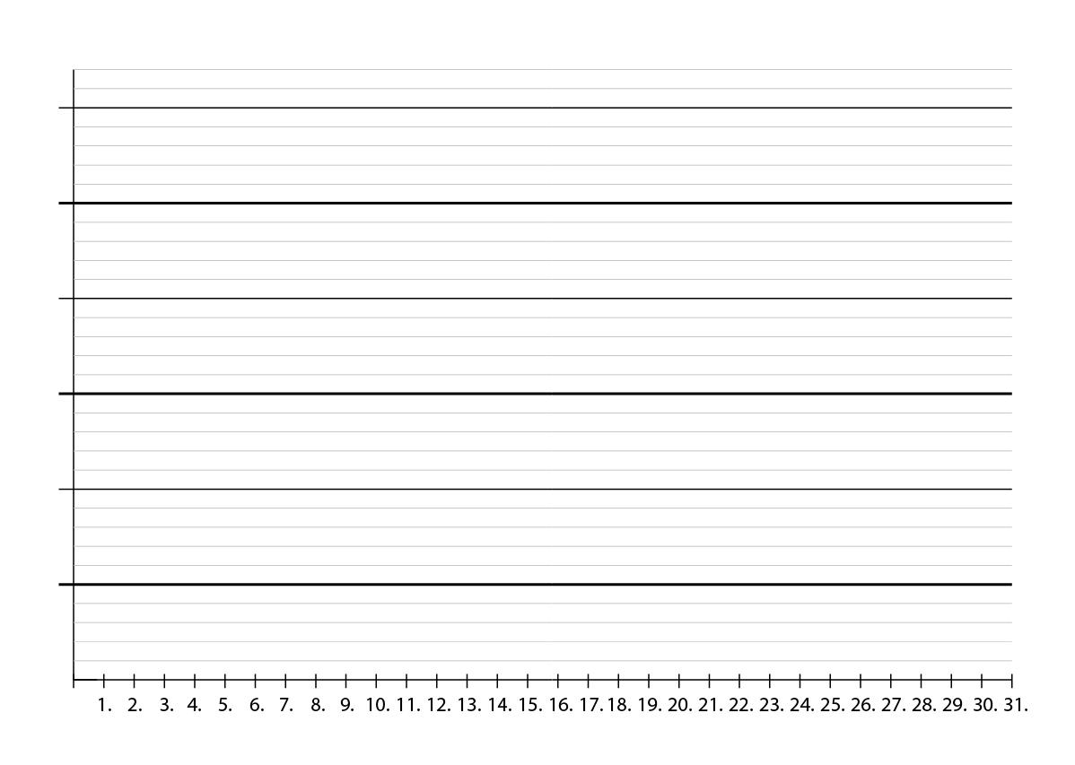 Kostenloses Diagramm Zur Gewichtserfassung