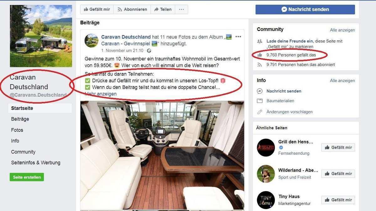 Falsche Facebook Gewinnspiele Gratis Tickets Fur Europa Park Sind Eine Falle