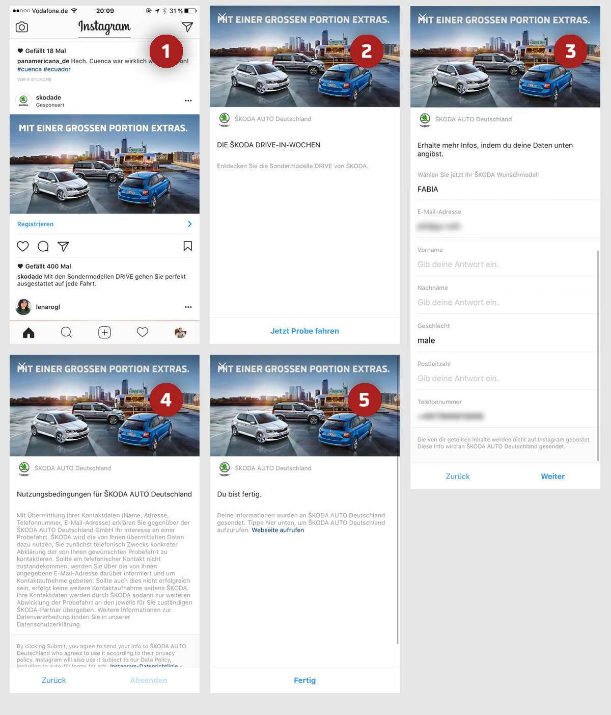 Instant Forms Lead Ads So Schaltet Ihr Die Ads Und Generiert Effizient Leads Auf Facebook Und Instagram Allfacebook De