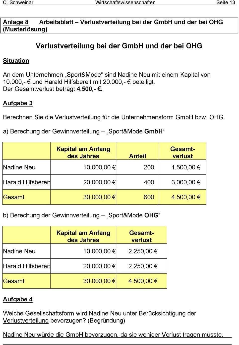 Schriftlicher Unterrichtsentwurf Pdf Kostenfreier Download