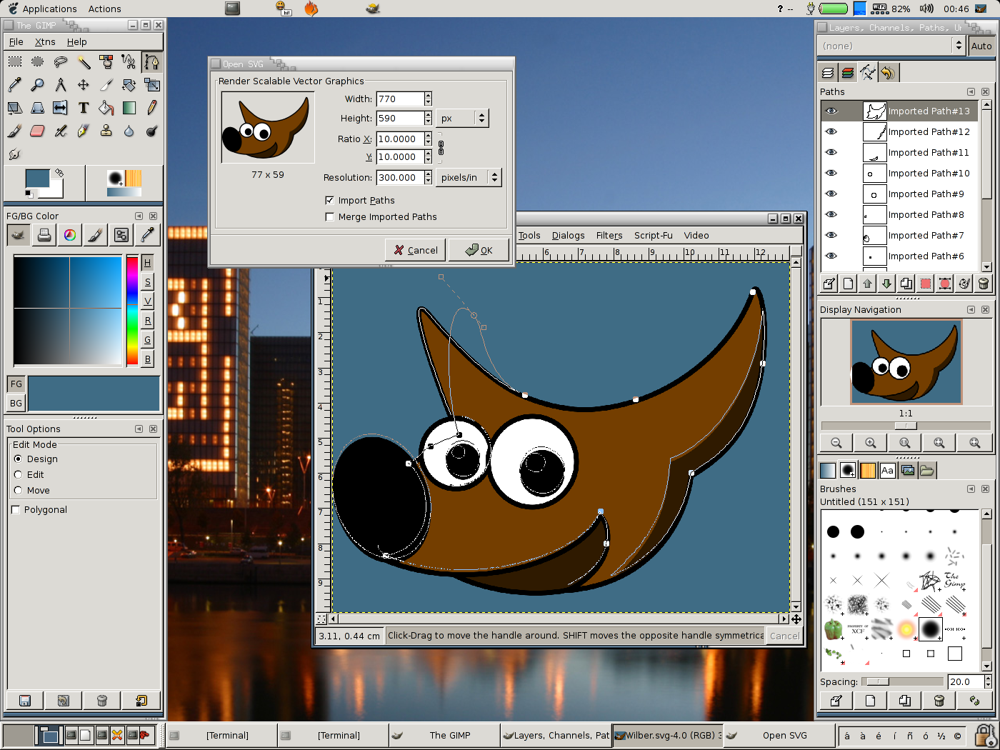 Download Gimp Free Replacement For Adobe Photoshop Free Photo Editing Free Image Editing Software Photo Editing
