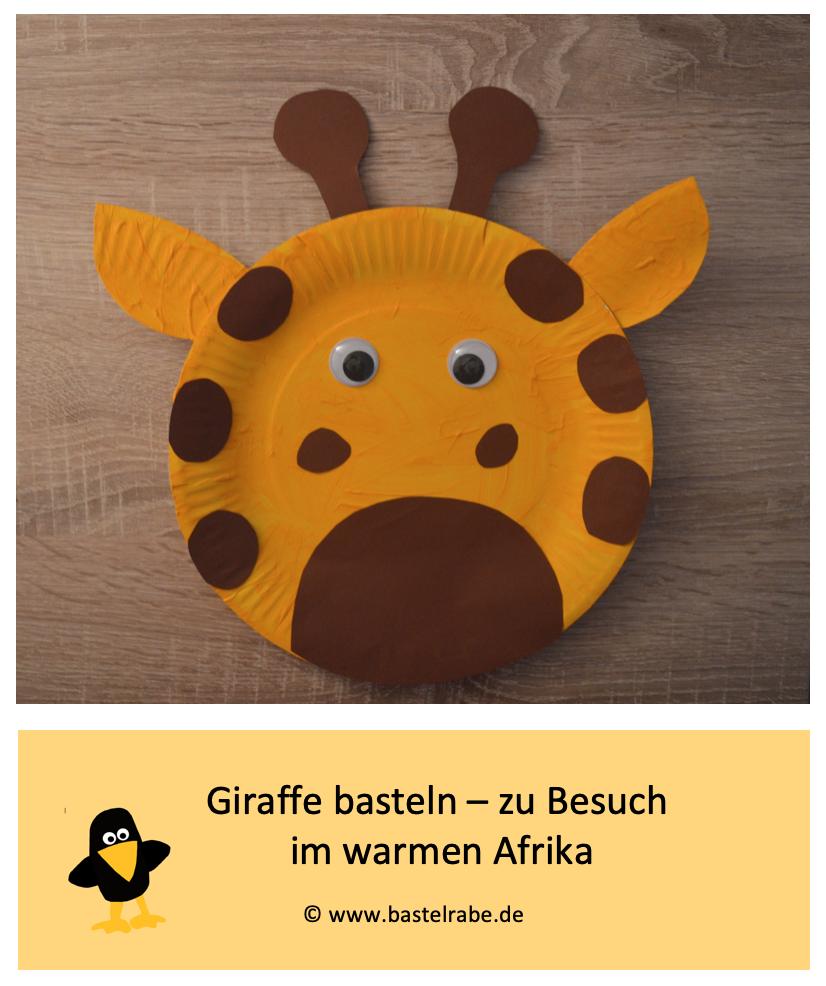 Giraffe Basteln Activitemanuelleenfant Giraffe Basteln Diy Bastelidee Fur Kinder In Dieser Bastelidee Zei Diy Bastelideen Kinder Elefant Basteln Giraffe