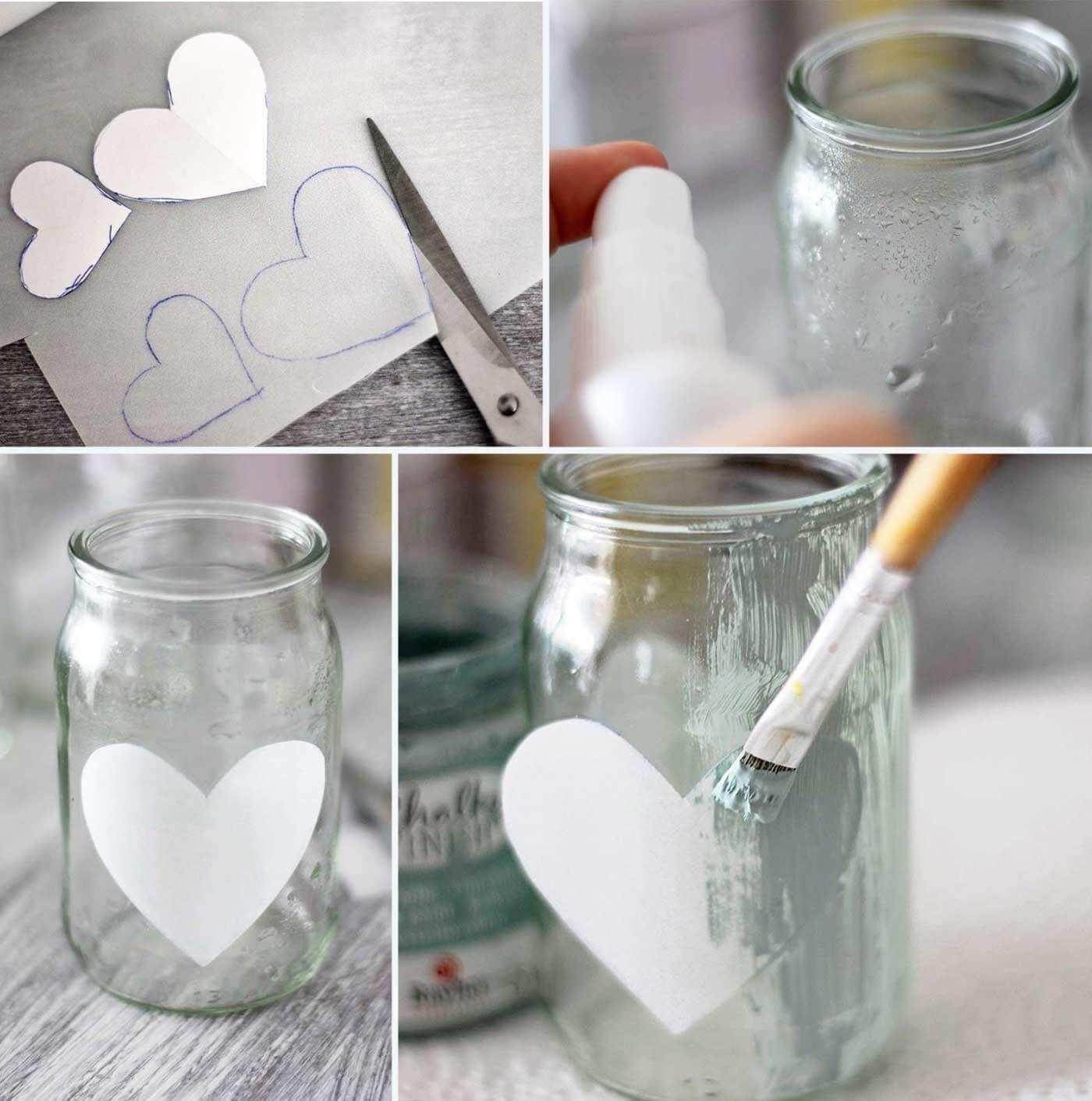 Diy Glas Deko 5 Tolle Ideen Fur S Glaser Dekorieren Glaser Dekorieren Einmachglaser Dekorieren Glaser Dekorieren Weihnachten