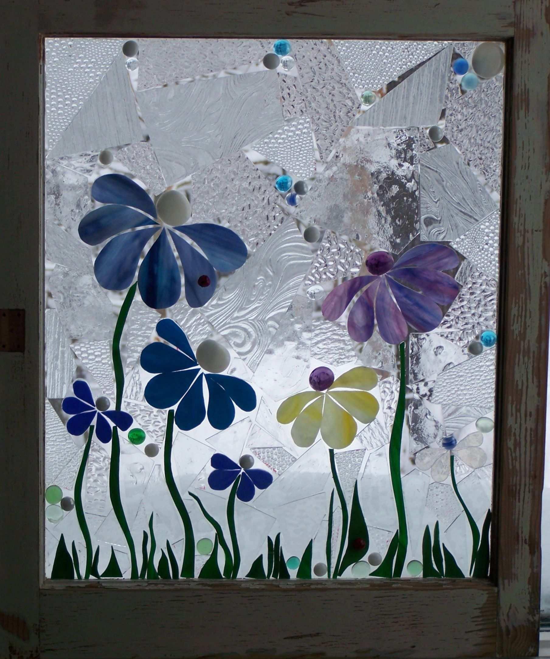 Pin Von Susan Wyse Auf Art Meerglas Kunst Glasmalerei Kunst Fenster Kunst