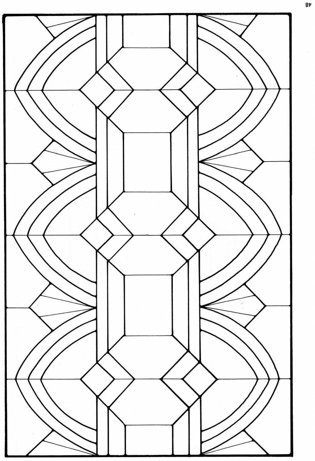 Livro Com Estampas E Padronagens Artdeco Artdeco Muster Malen Und Zeichnen Mosaik