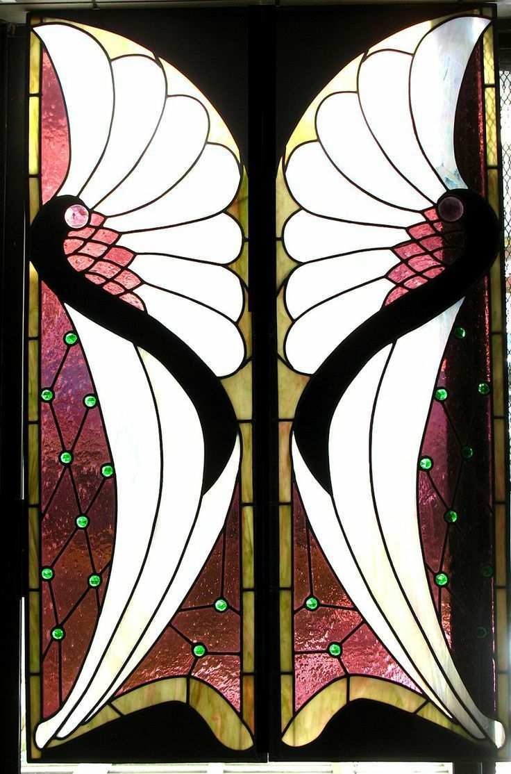 Very Vibrant Multi Color Stained Glass Window Using 56 Bevels In The Design Accenting 25 Different Col Stained Glass Art Art Stained Stained Glass Window Panel