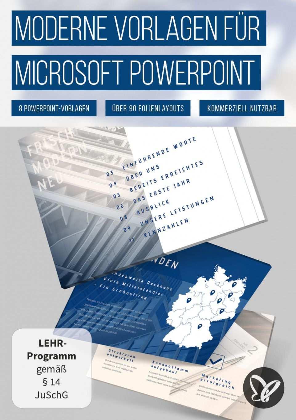 Prasentationsvorlagen Fur Powerpoint Layouts Fur Designstarke Folien Power Point Prasentation Powerpoint Prasentation