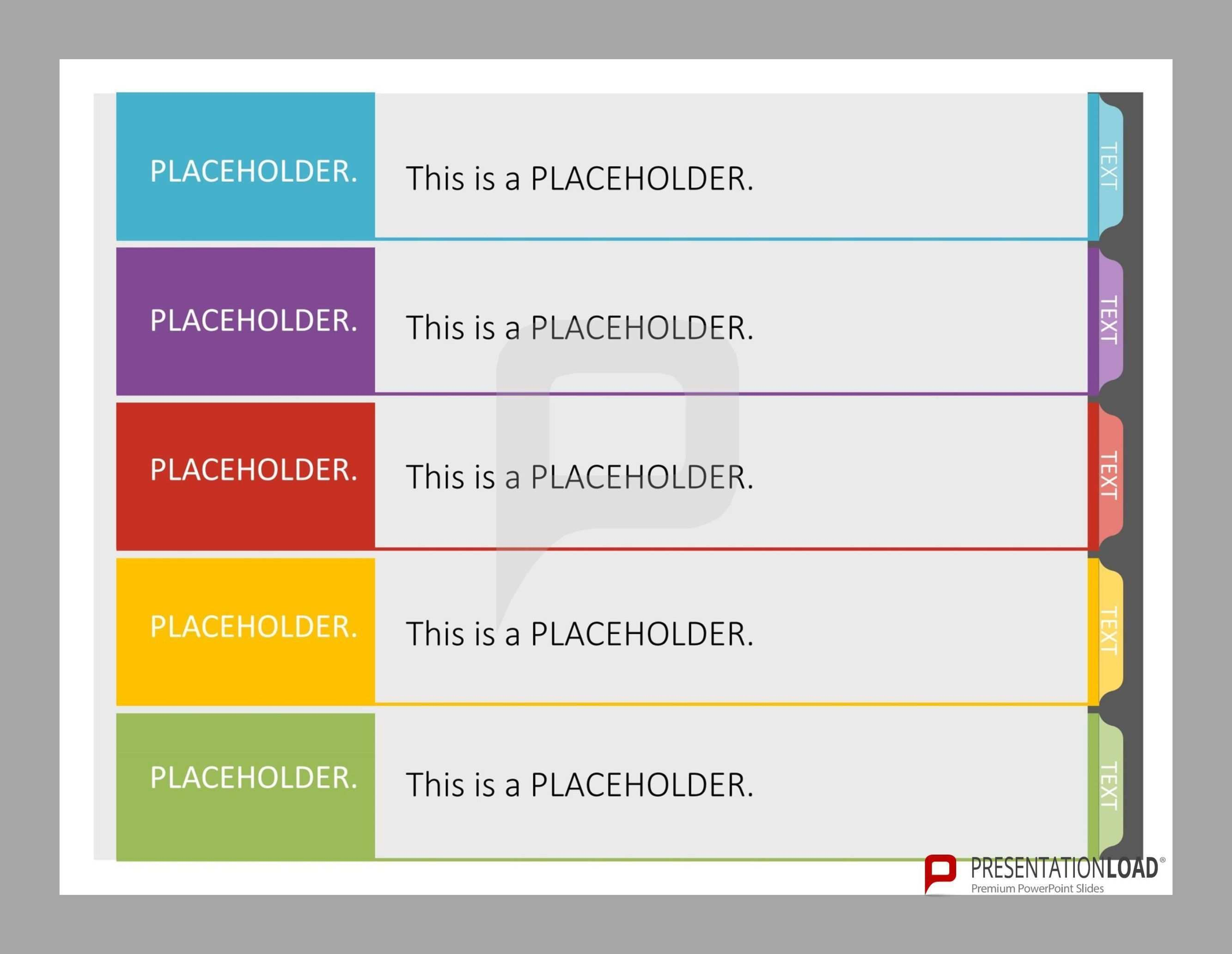 Akten Und Registerkarten Gehoren Bis Heute Zu Den Wichtigsten Hilfsmitteln Der Verwaltung Ebenso Praktisch Wo Powerpoint Design Templates Powerpoint Templates