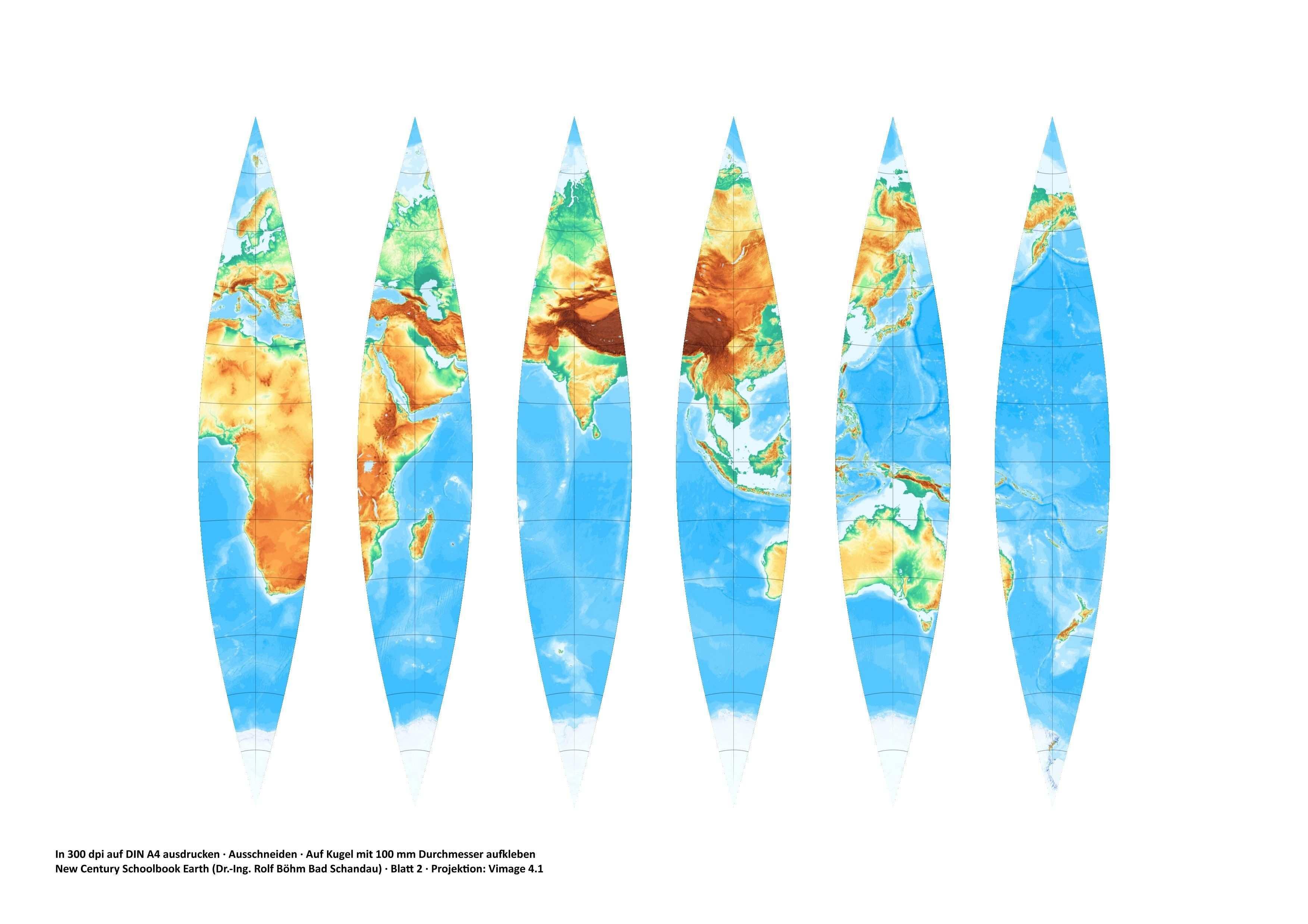 Pin Von Elke Fischer Auf Erde Globus Basteln Bastelarbeiten