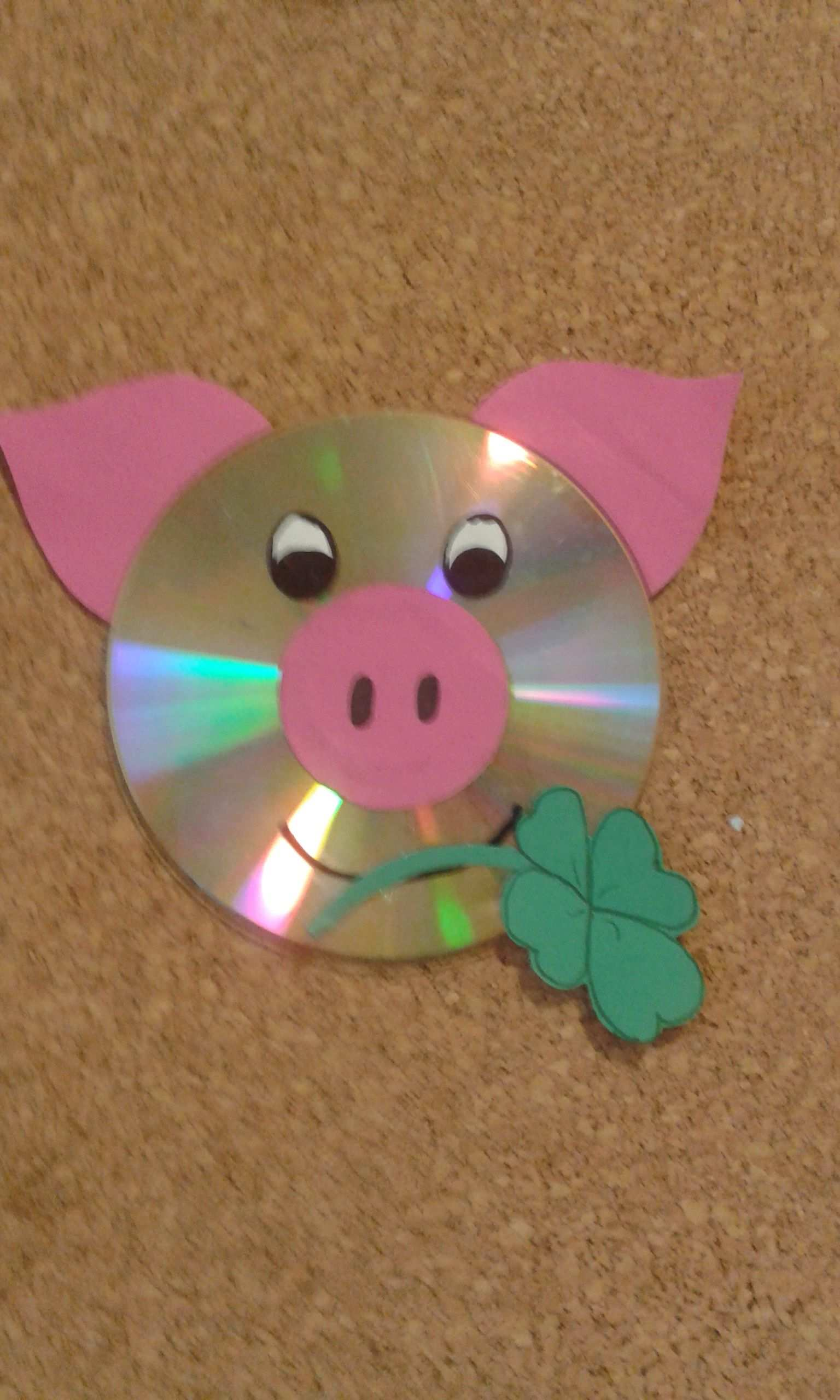 Pin By Rosemarie On Ujev Pig Crafts Animal Crafts For Kids Preschool Crafts
