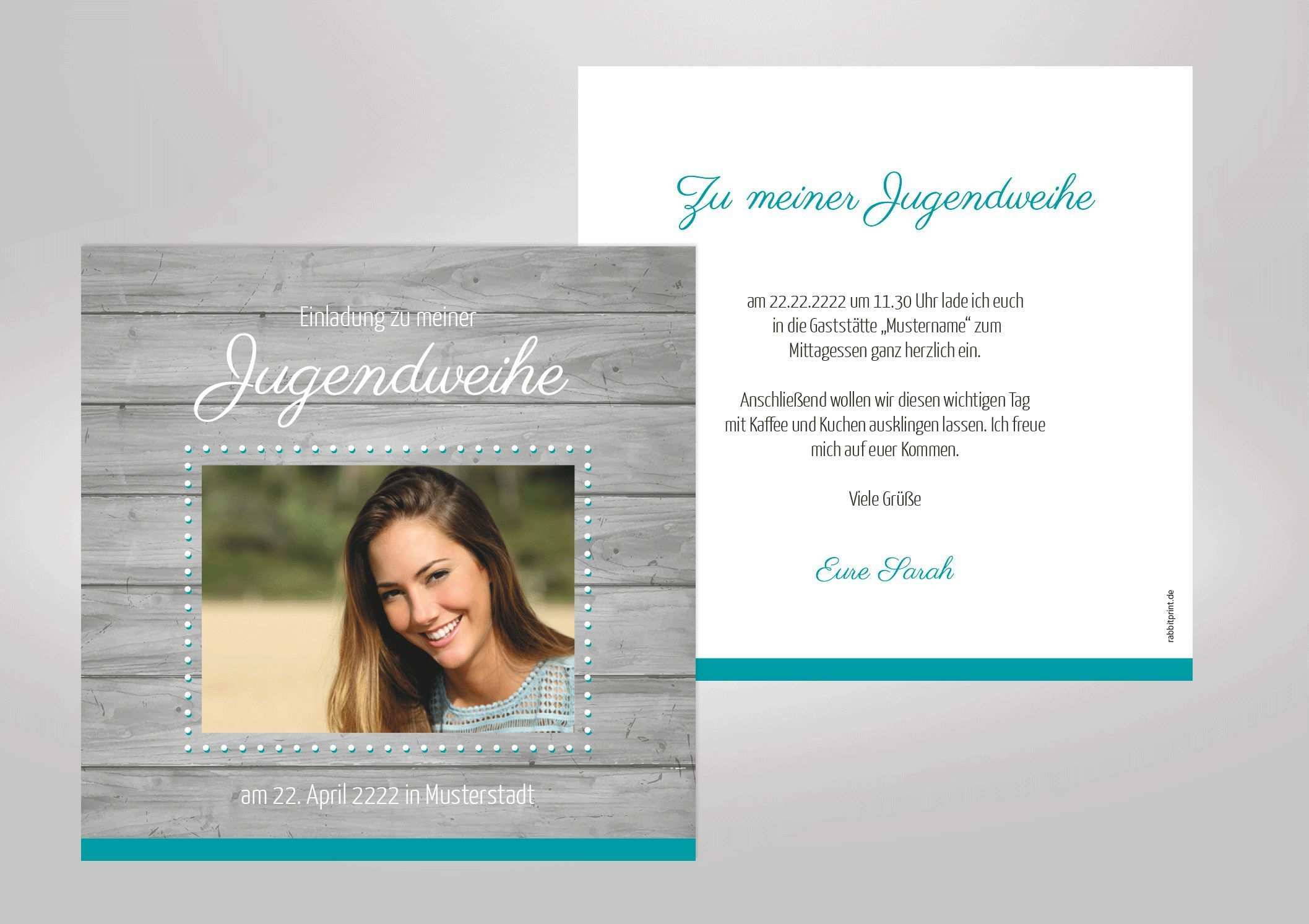 Einladungskarten Jugendweihe Selbst Gestalten Jugendweihe Einladungskarten Einladung Gestalten Einladungskarten Online