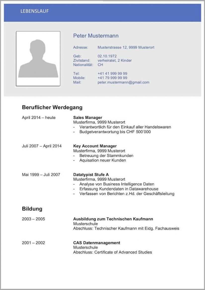 Blattern Unsere Kostenlos Von Professioneller Lebenslauf Vorlage Schweiz Lebenslauf Vorlagen Lebenslauf Lebenslauf Muster