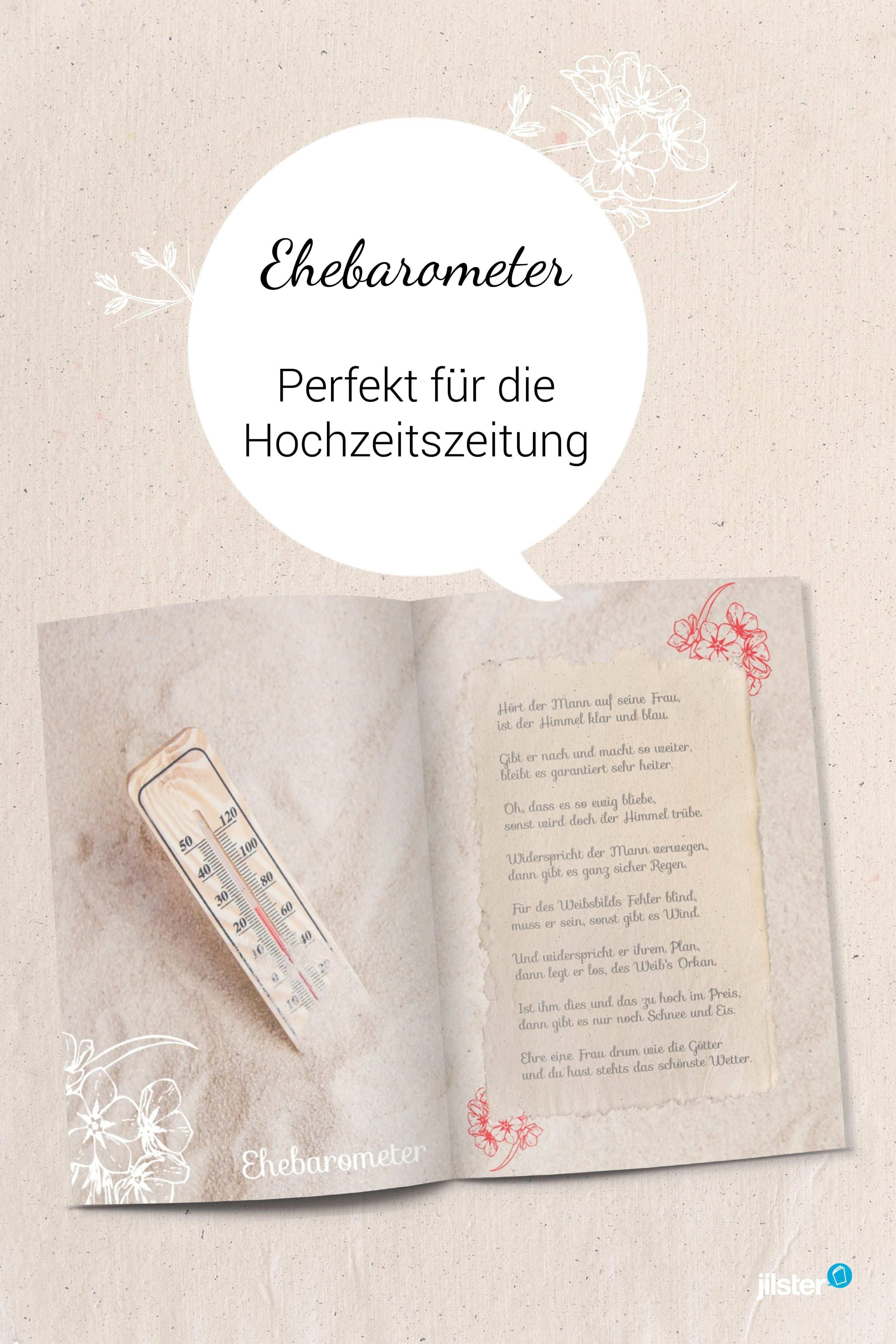 Ehebarometer Fur Die Hochzeitszeitung Jilster Blog Hochzeitszeitung Hochzeitszeitung Ideen Hochzeitszeitung Gestalten