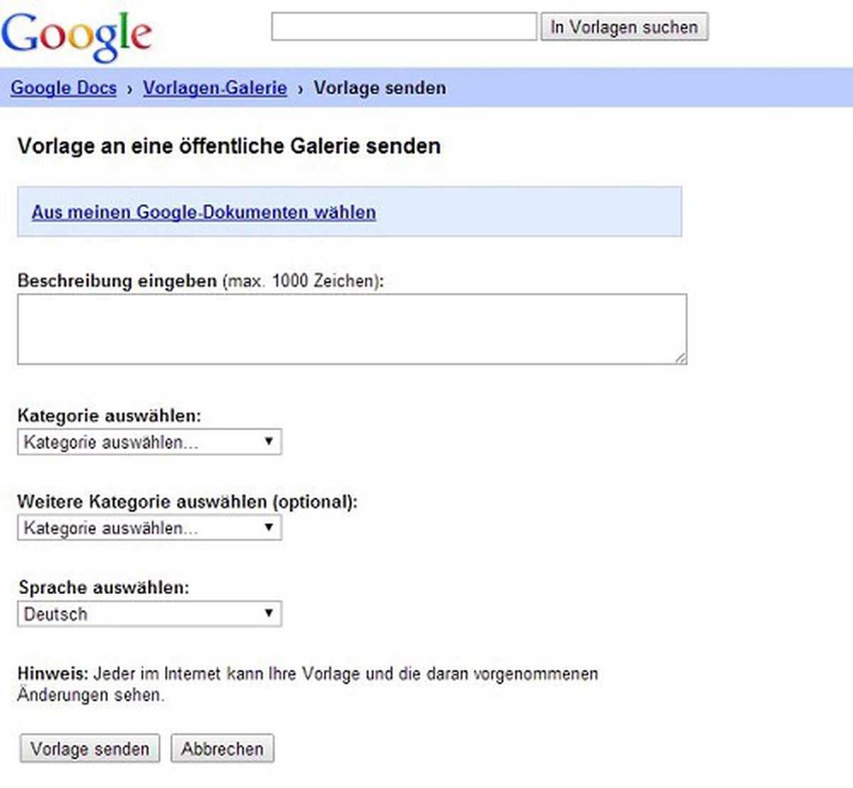 Vorlagen In Google Docs Erstellen So Geht S Chip