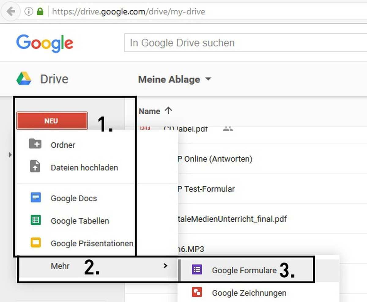 Google Drive Formulare Erstellen So Geht S Chip