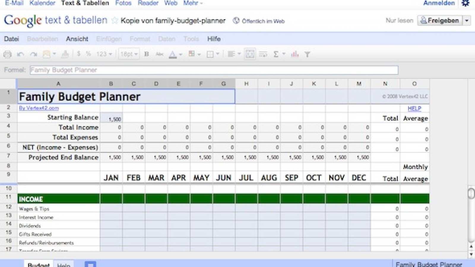 Google Docs Vorlagen Fur Das Officepaket Im Web Netzwelt