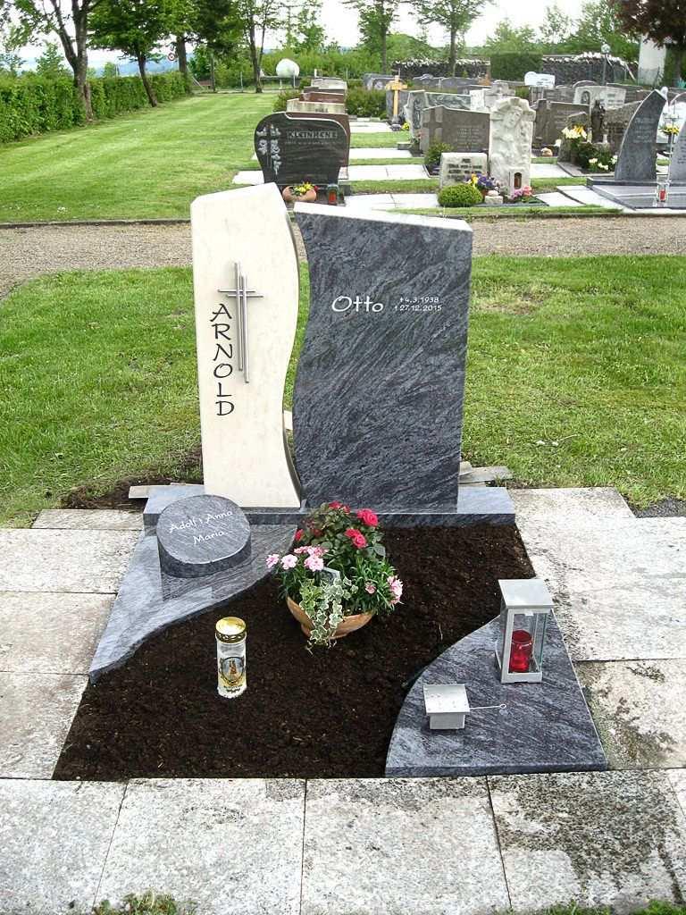Beispiele Unserer Urnengraber Urnengrabsteine Urnengrab Grabplatte