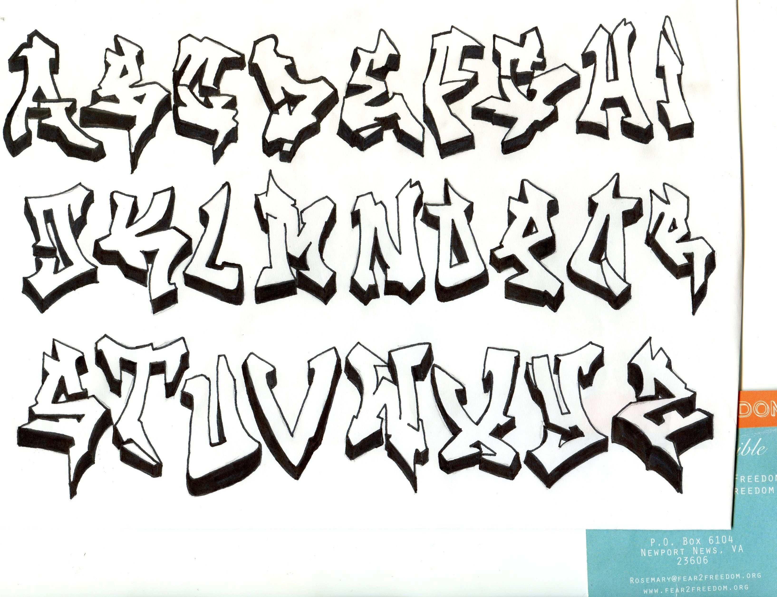 Graffiti Abc Wildstyle Graffiti Schrift Graffiti Buchstaben Graffiti Alphabet Graffiti