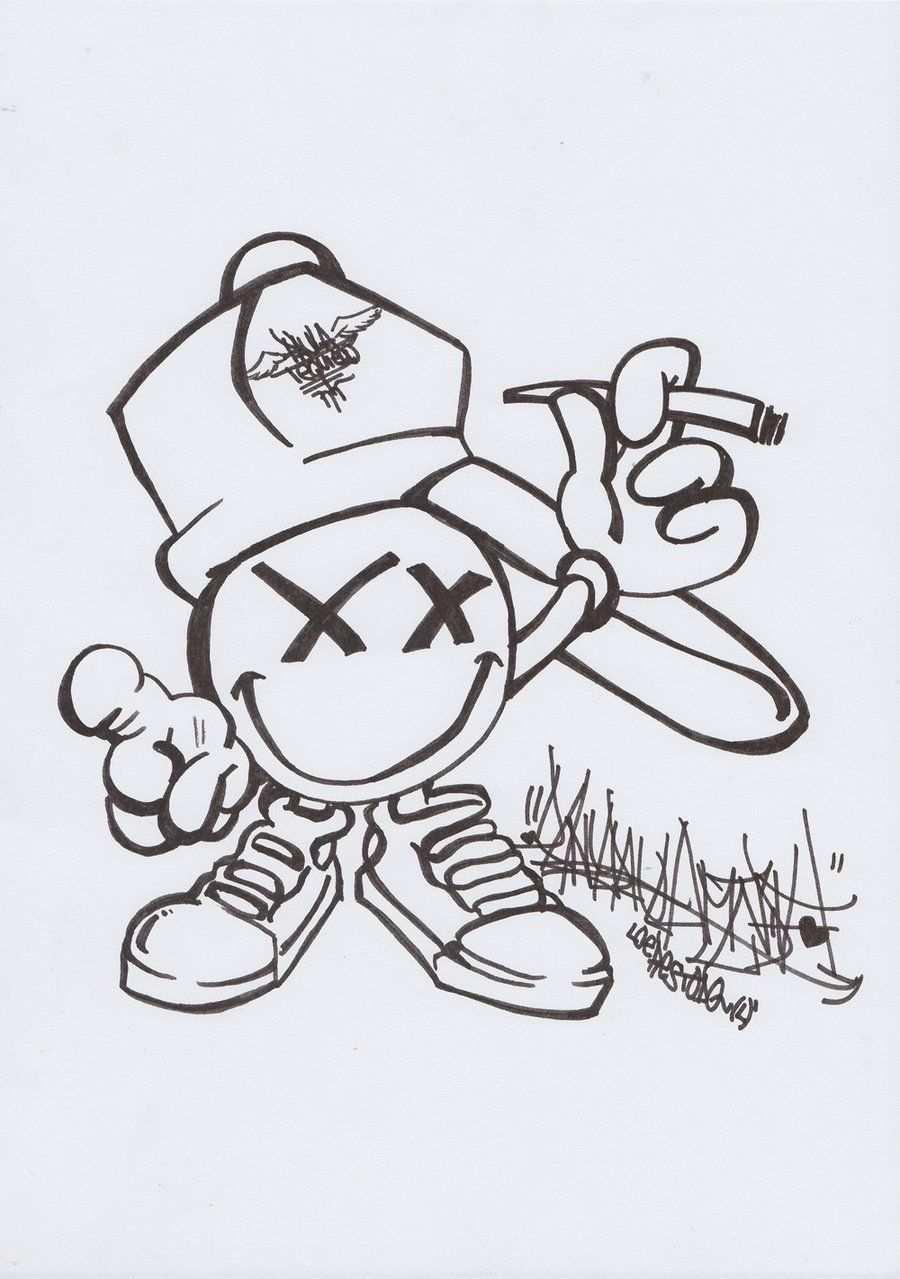 Pin Von Swen Leutwyler Auf Bla Graffiti Bilder Graffiti Zeichnungen