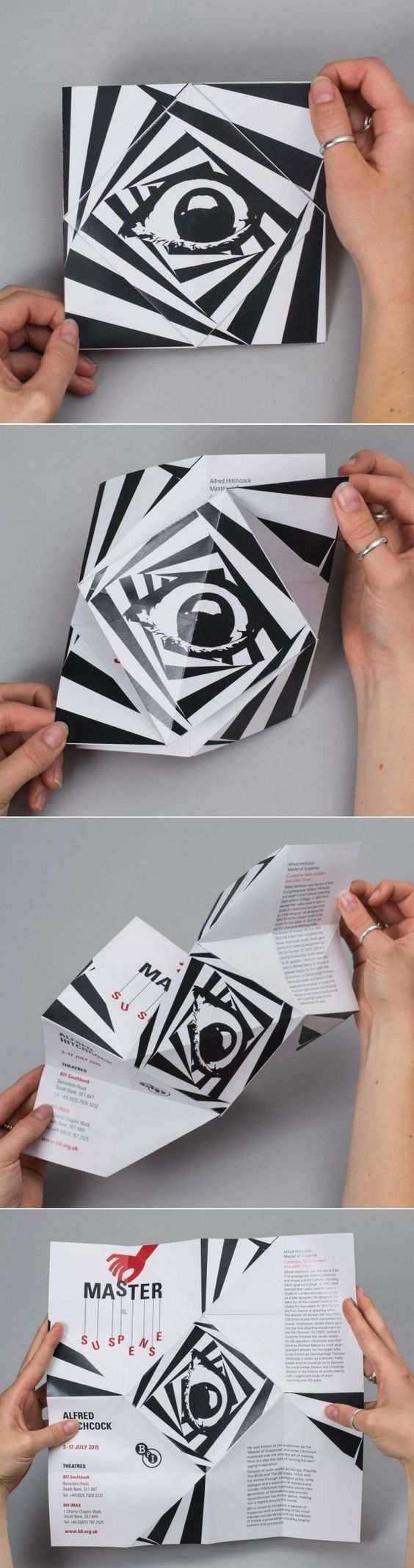 Ritmo Simbolismo Iconico Broschure Typografie Design Grafik Design