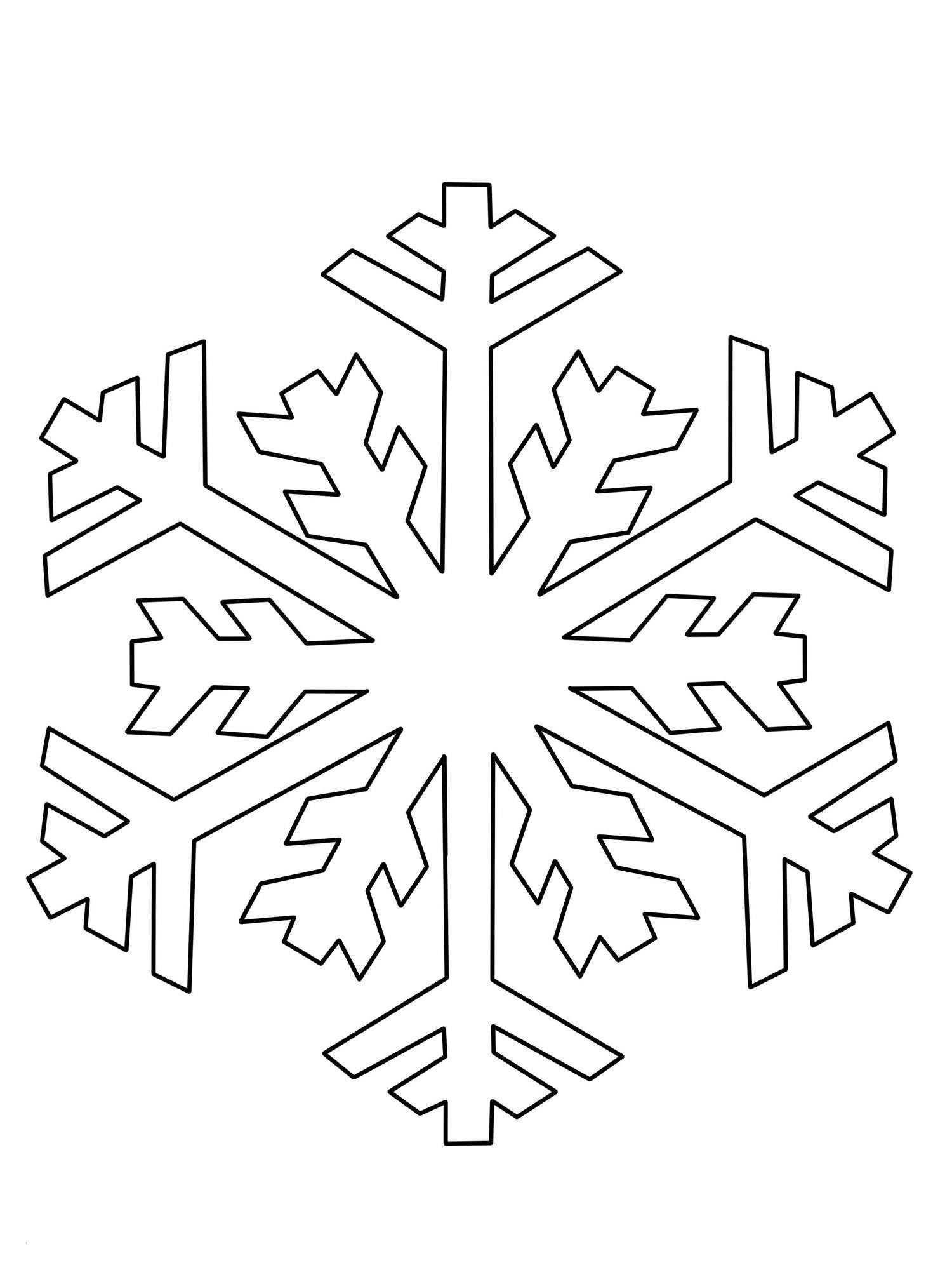 Kostenlos Bild Ausschneiden Schneeflocke Schablone Schablonen Zum Ausdrucken Ausmalbilder Weihnachten