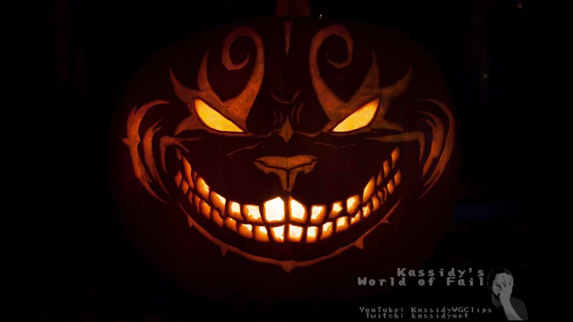 Pin Von Cora Virgei Auf Halloween Fun Halloween Kurbis Vorlagen Gefullter Kurbis Grinsekatze Kurbis