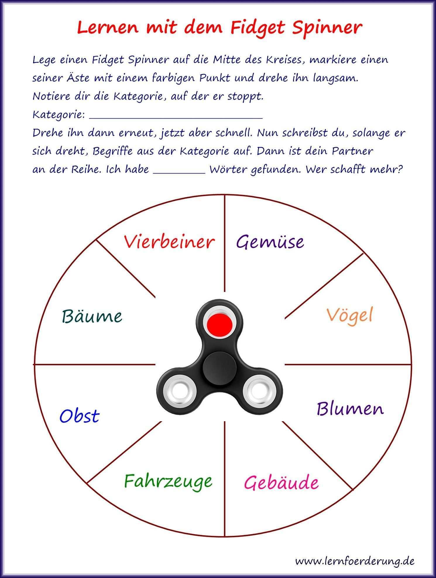 Fidget Hand Spinner Motivierende Ubung Mit Dem Kinderspielzeug Nummer 1 Gut Furs Lernen Einmaleins Lernen Einmaleins Lernen