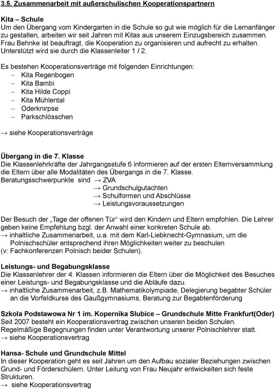 Grundschule Mitte Frankfurt Oder Pdf Kostenfreier Download