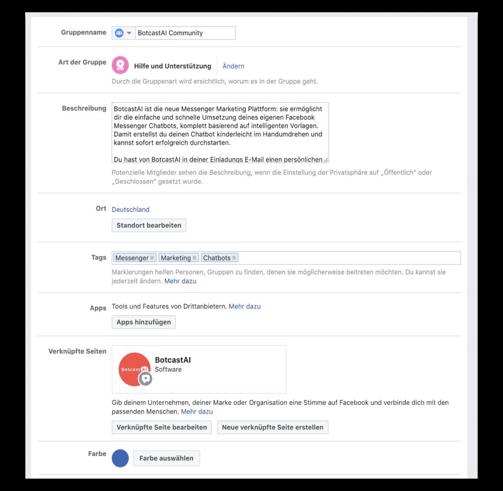 Facebook Gruppen Fur Anfanger Anleitung Mediabynature