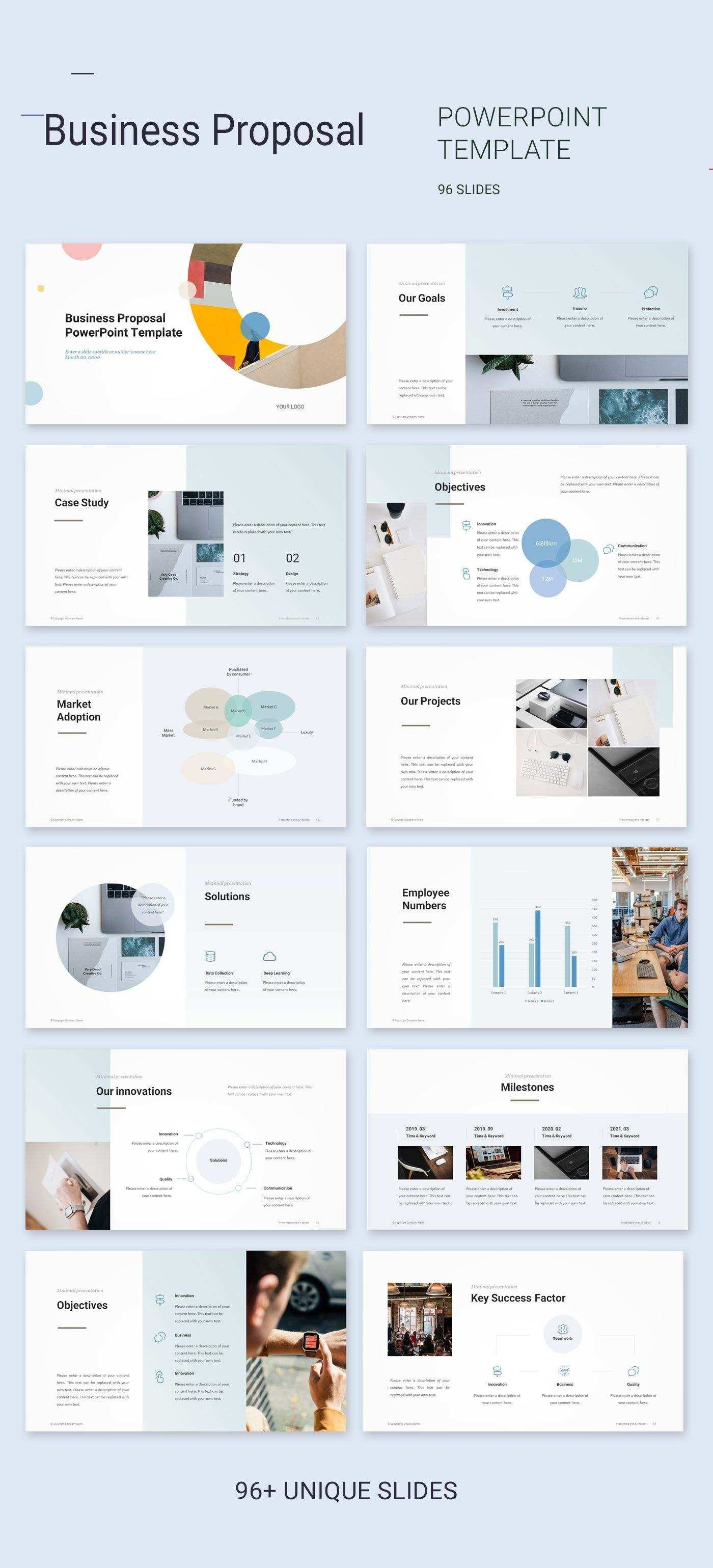 Business Proposal Powerpoint Template Powerpoint Download Business Proposal Powerpoint Template Wit Powerpoint Vorlagen Ppt Design Powerpoint Prasentation