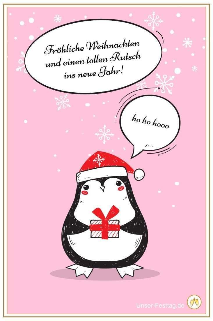 Tolles Whats App Bild Zum Verschicken An Deine Freundinnen Und Familie Wunsche Ihnen Mit Diesem Suss Guten Rutsch Frohes Weihnachtsfest Neujahrswunsche Lustig