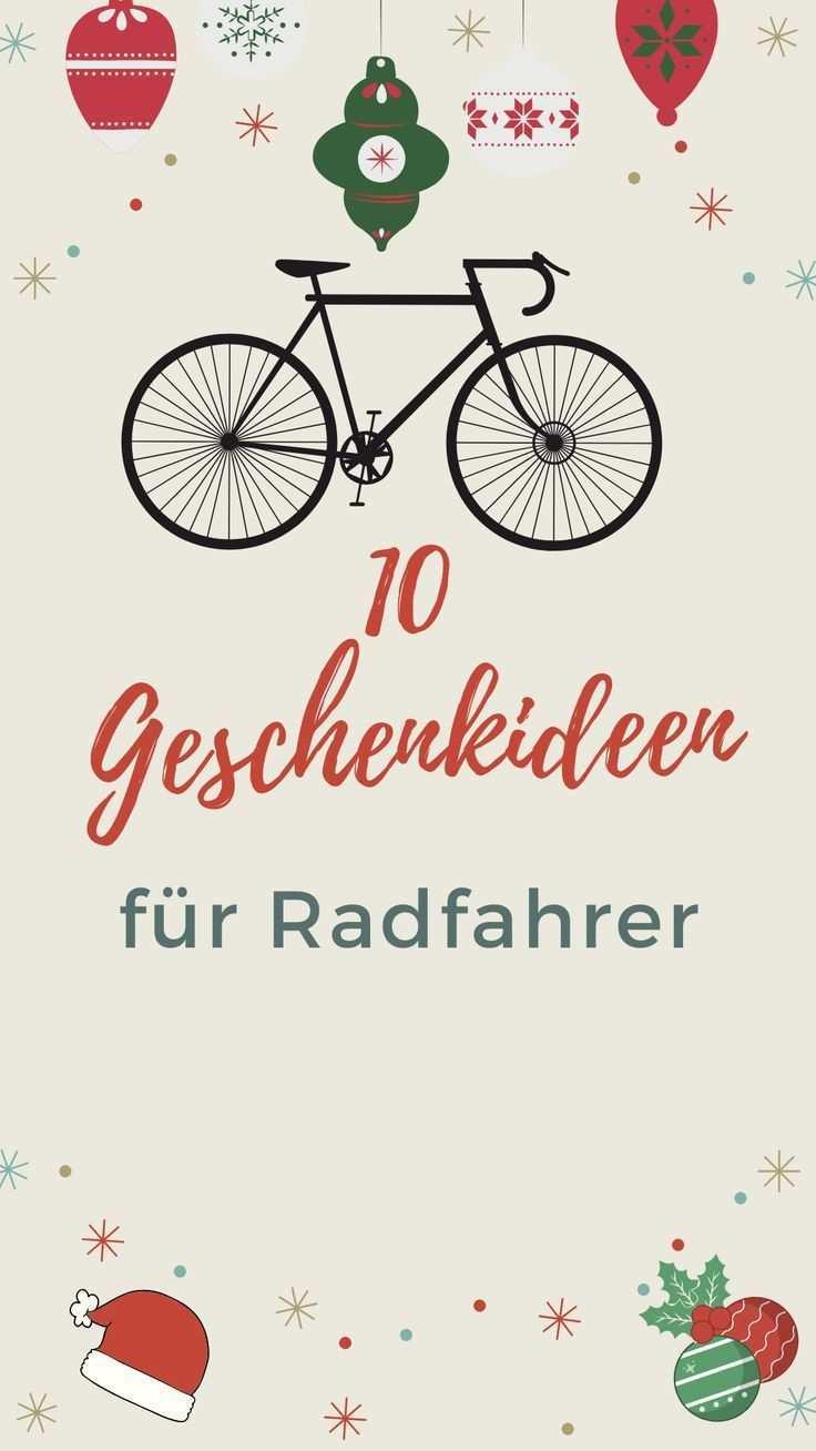 Die Kreativsten Geschenkideen Fur Mountainbiker Und Radfahrer Geschenke Fur Radfahrer Geschenke Geschenkideen