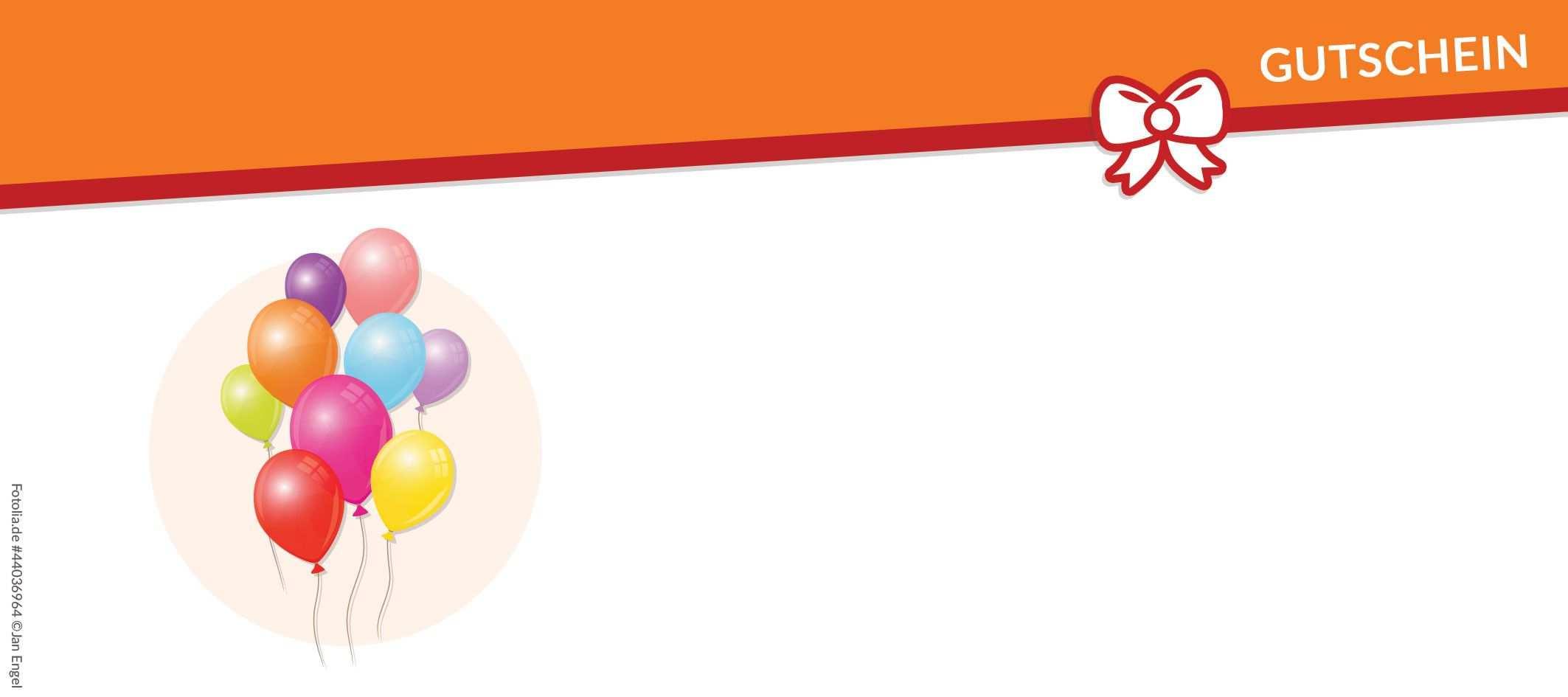 Geburtstagskarte Erstellen Und Ausdrucken Kostenlos Unique Luftballons Gutschein Vorlagen Und Vor Geburtstagskarte Geburtstagskarte Erstellen Gutschein Vorlage