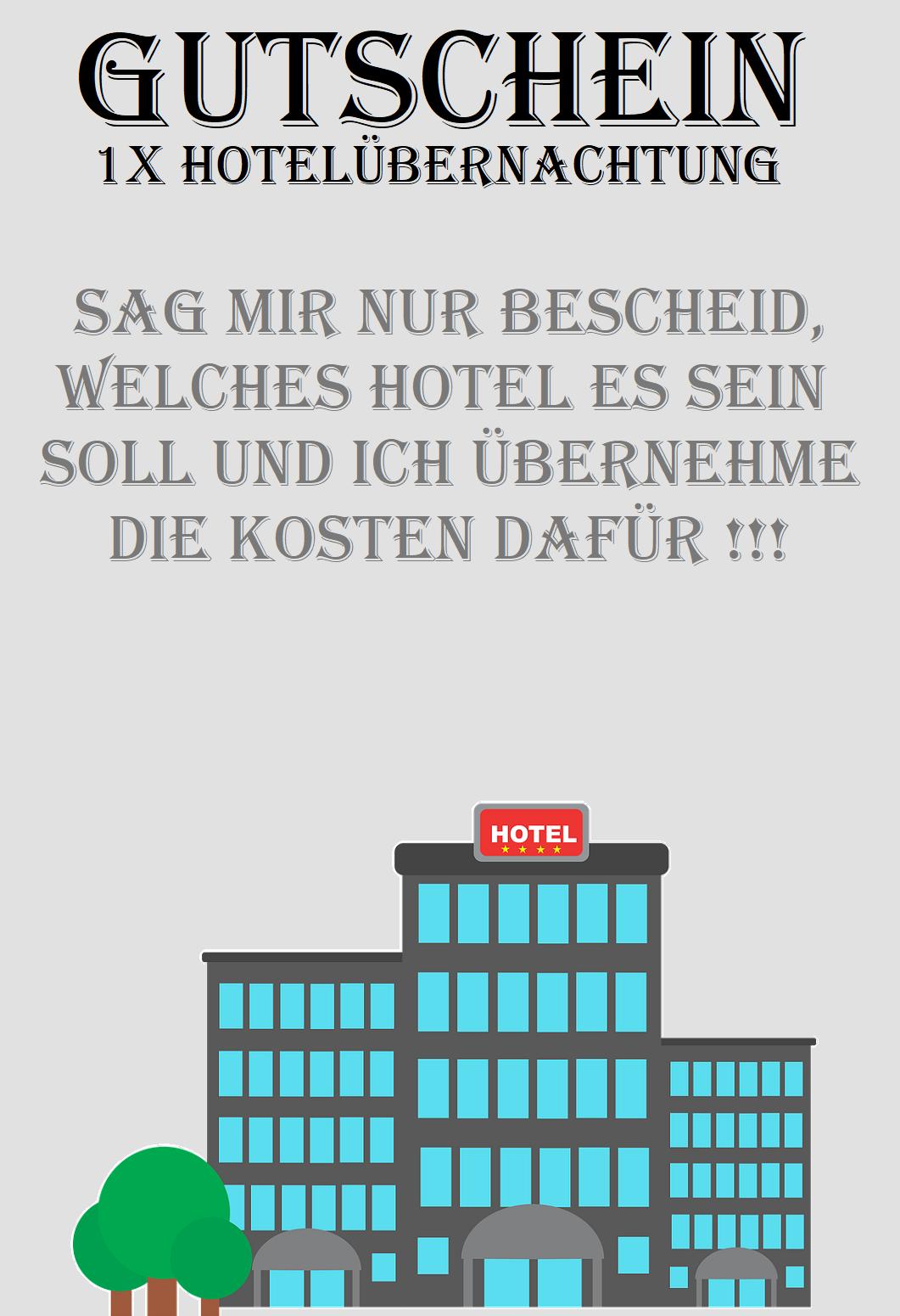 Gutscheinvorlage Fur Hotels Gutschein Vorlage Gutscheine Verschenken