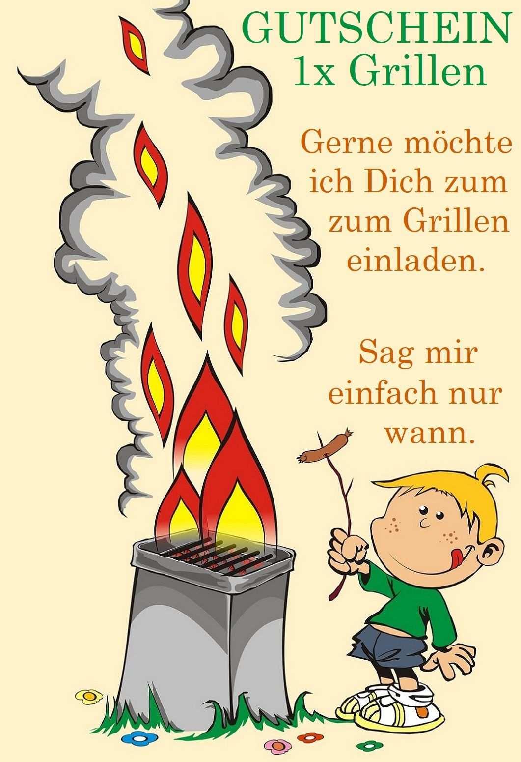 Gutscheinvorlage Furs Grillen Geschenkgutschein Vorlage Gutschein Vorlage Gutschein Ausdrucken