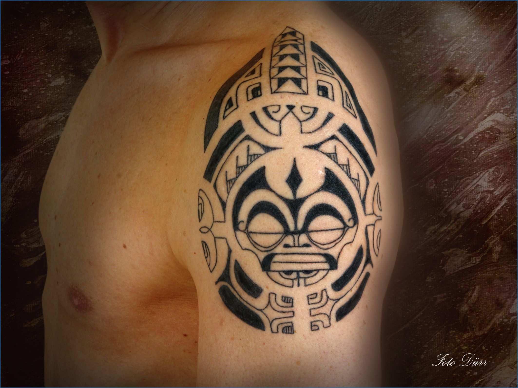 Maori Unterarm Maori Mata