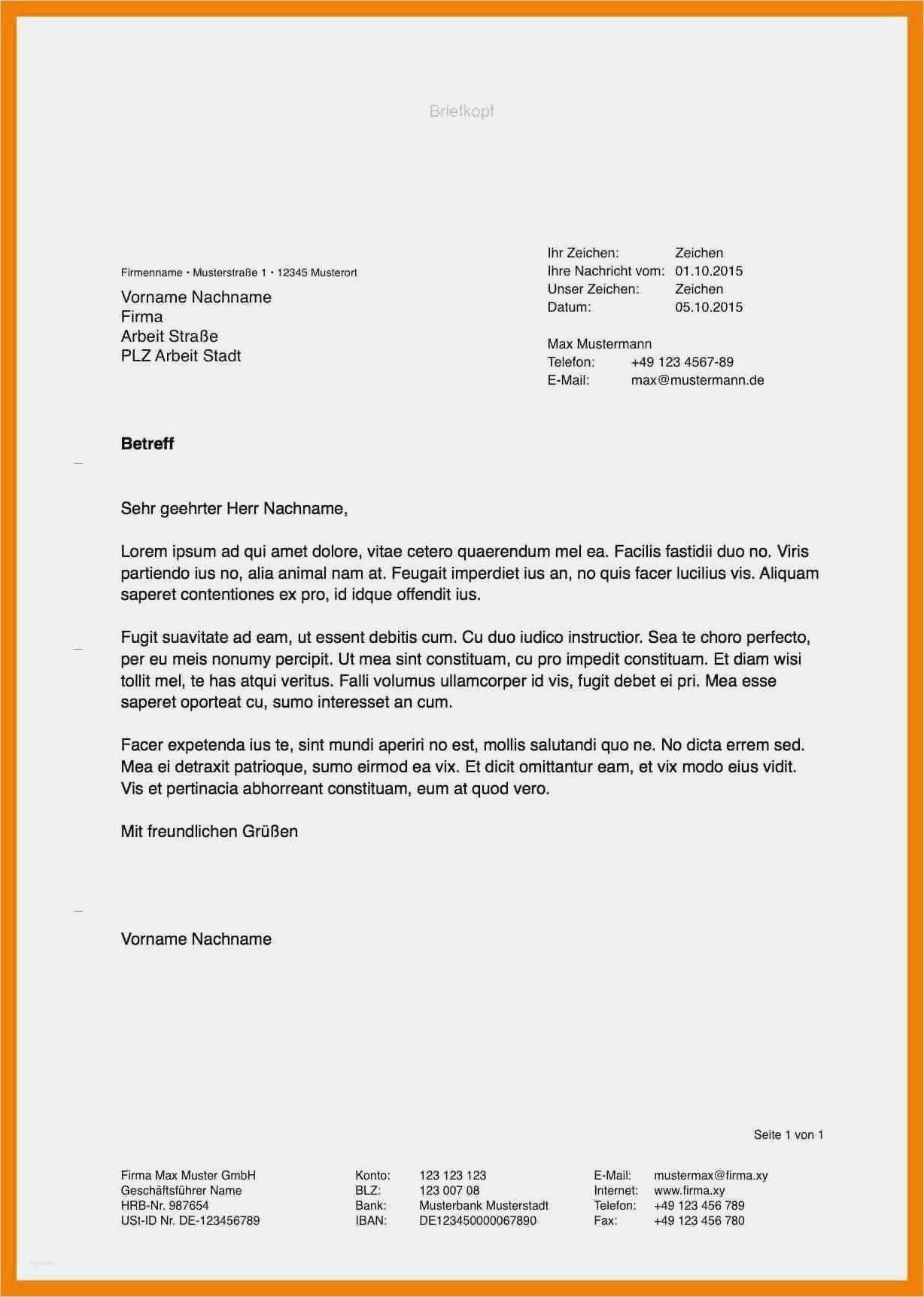 Frisch Private Briefvorlage Word Briefprobe Briefformat Briefvorlage Briefvorlagen Briefkopf Vorlage Vorlagen Word