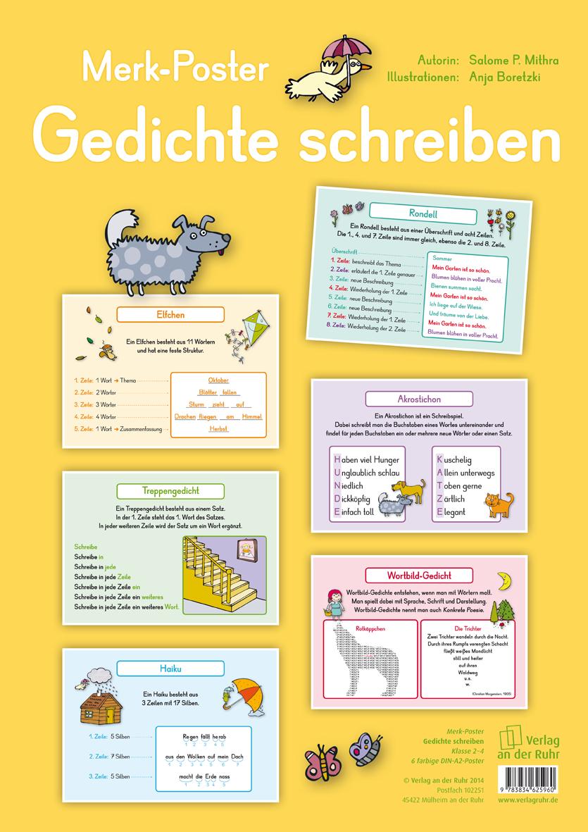 Gedichte Schreiben Gedichte Schreiben Gedicht Schule Gedicht Grundschule