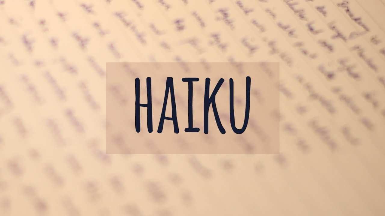 Haiku Einfach Erklart Aufbau Inhalt Beispiele Youtube
