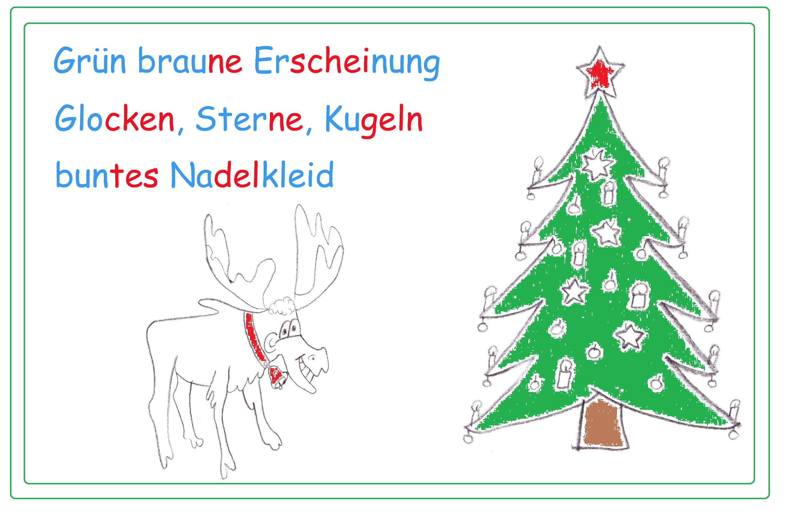 Haiku Zum Advent Lernwerkstatt Fur Deutsch