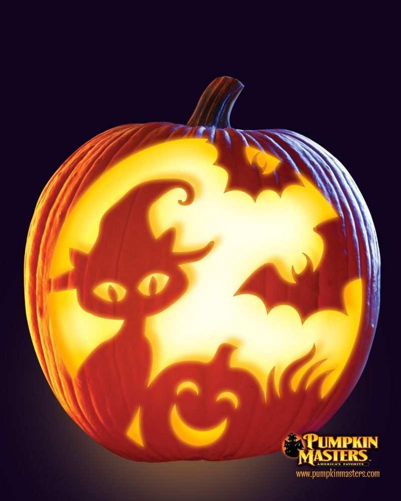 Pumpkin Carving Patterns Free Templates Stencils Designs Gefullter Kurbis Kurbisse Schnitzen Kurbisschnitzereien