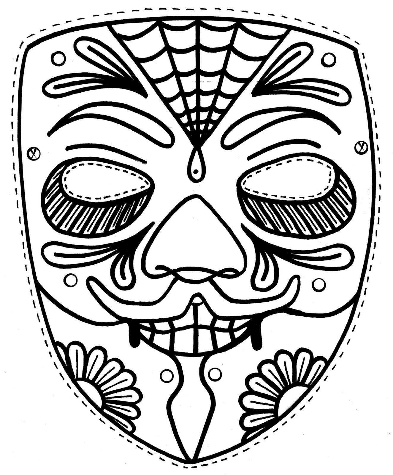 Halloween Maske Basteln 20 Schablonen Zum Ausdrucken Bastelideen Diy Halloween Zenideen Halloween Masken Basteln Masken Basteln Schablonen Zum Ausdrucken