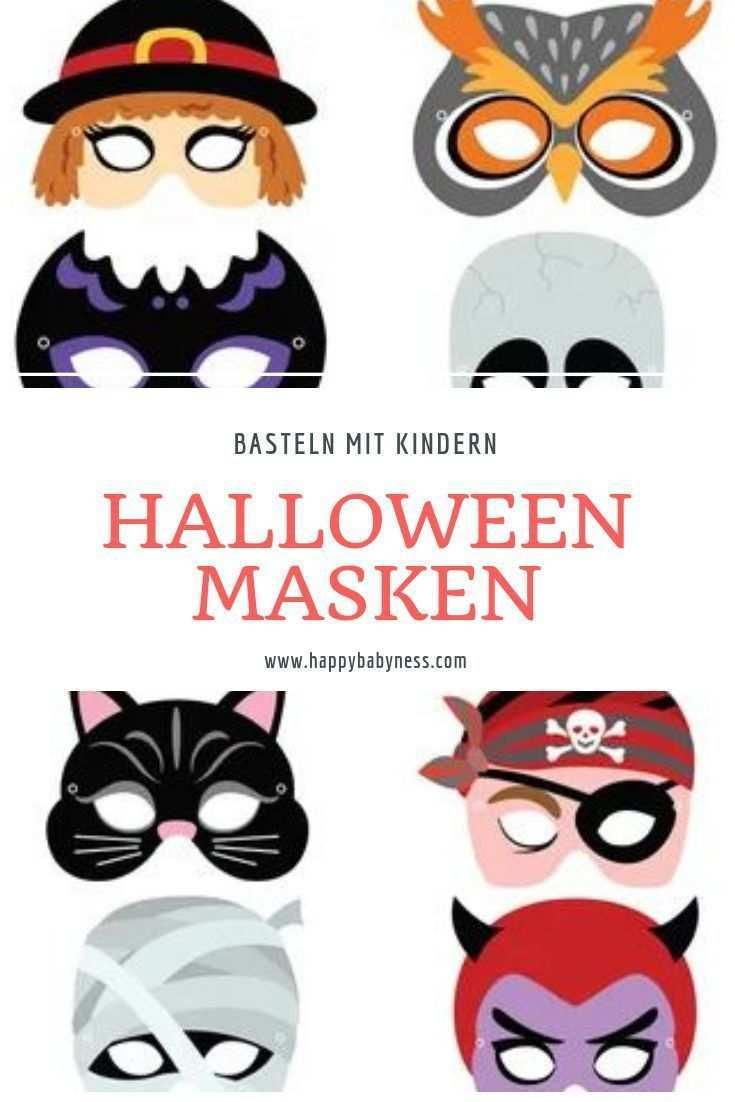 Halloween Masken Kinder Selber Machen Https Kinder Ausmalbilder Co Halloween Masken Kinder Faschingsmasken Basteln Halloween Masken Basteln Halloween Kinder